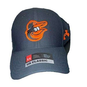 Under Armour Baltimore Orioles Hat NWOT OS